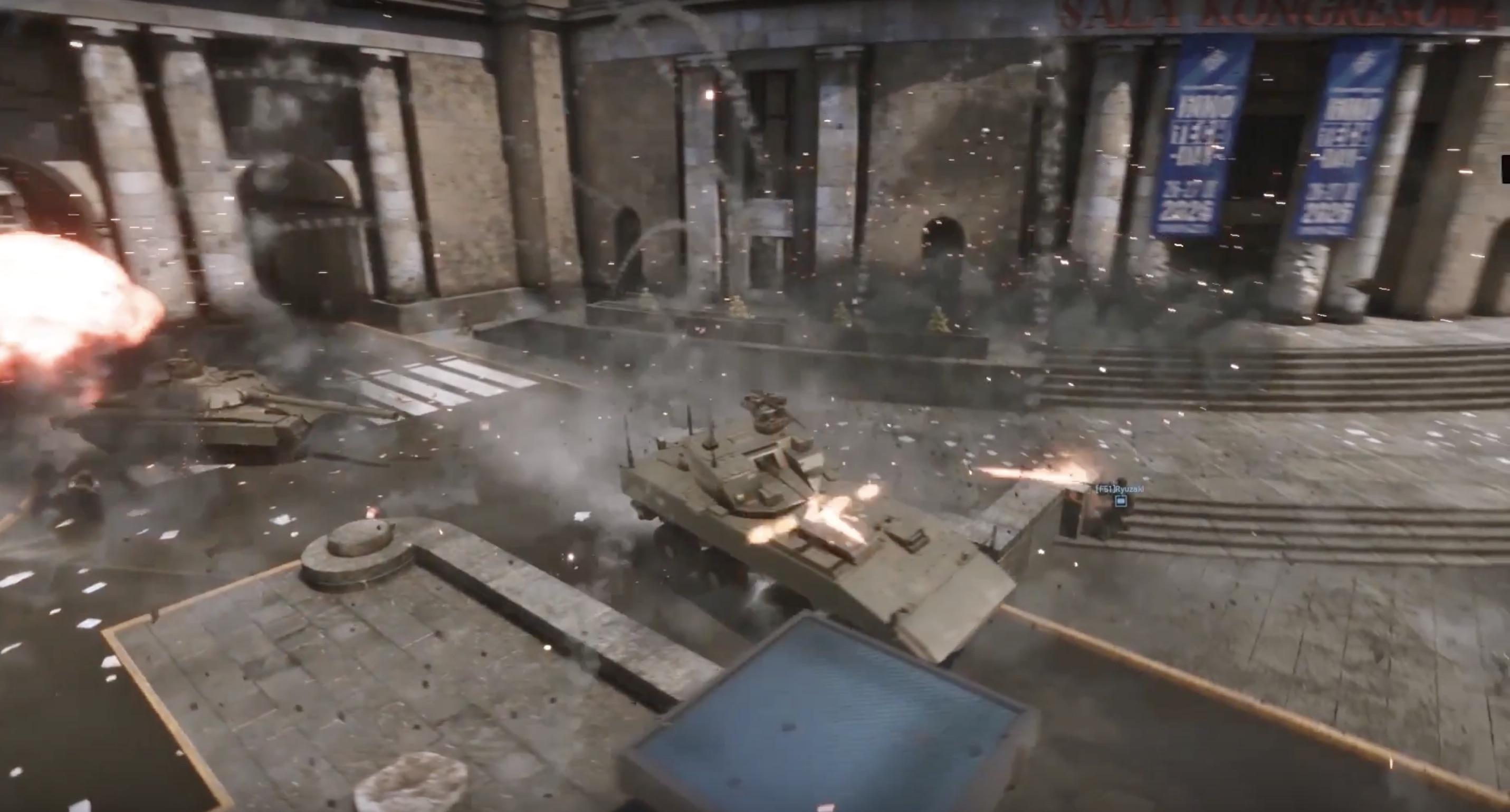 Gameplay World War 3
