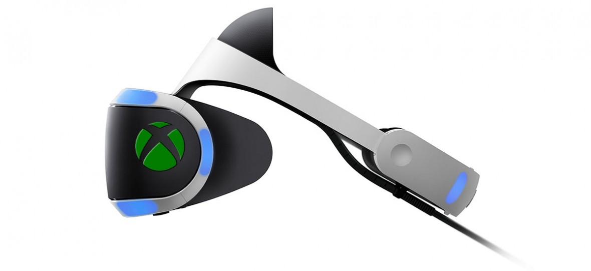 """Microsoft rzekomo czeka na """"prawdziwy"""" VR dla Xboksa. Zupełnie się temu nie dziwię"""