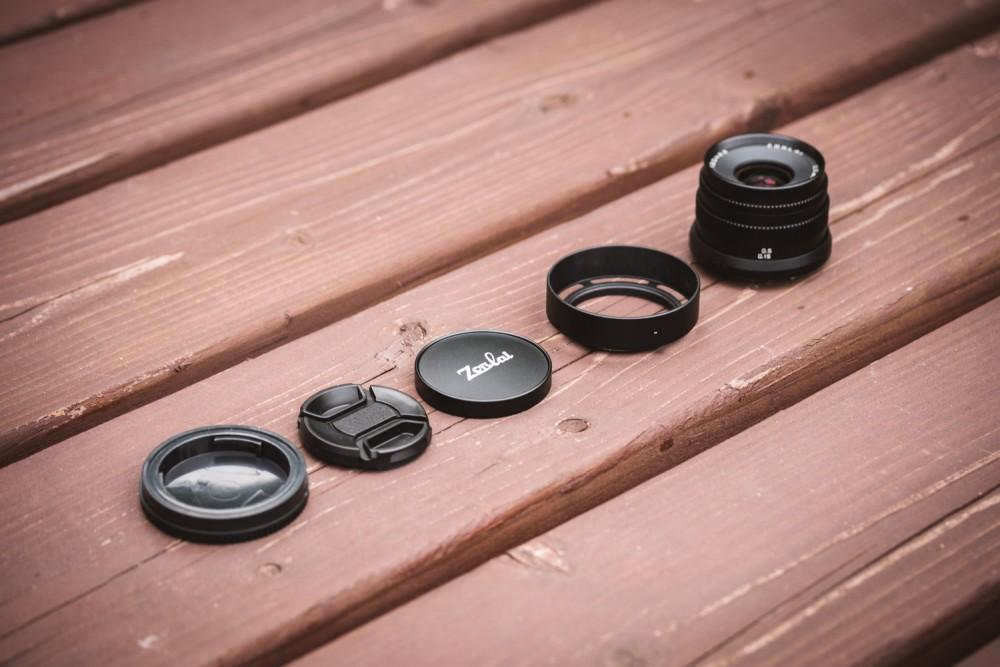 zonlai 22mm f/1.8 recenzja, opinia, test, sample