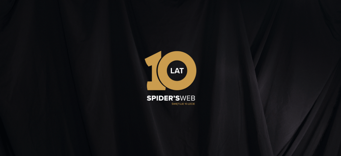 Spider's Web świętuje 10 lat!
