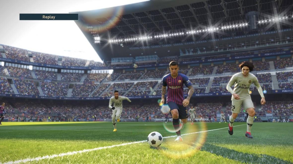 Pro Evolution Soccer 2019 jak ostatnia część Harry'ego Pottera – recenzja