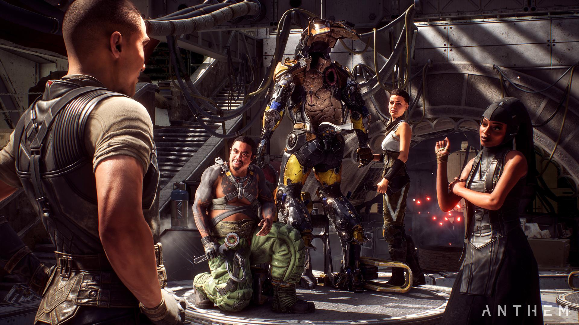 BioWare musi przestać udawać, że Anthem to cRPG
