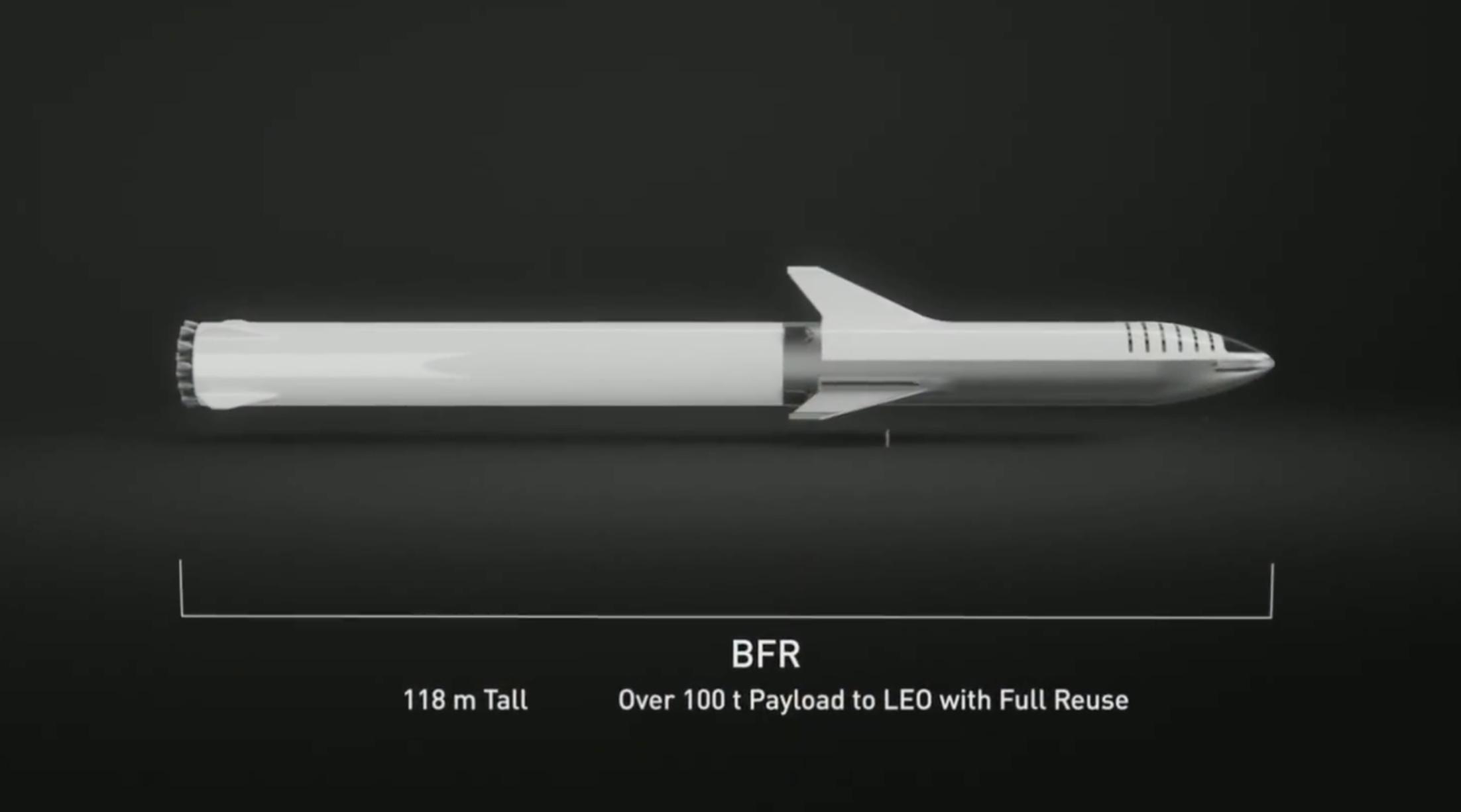 Rakieta BFR
