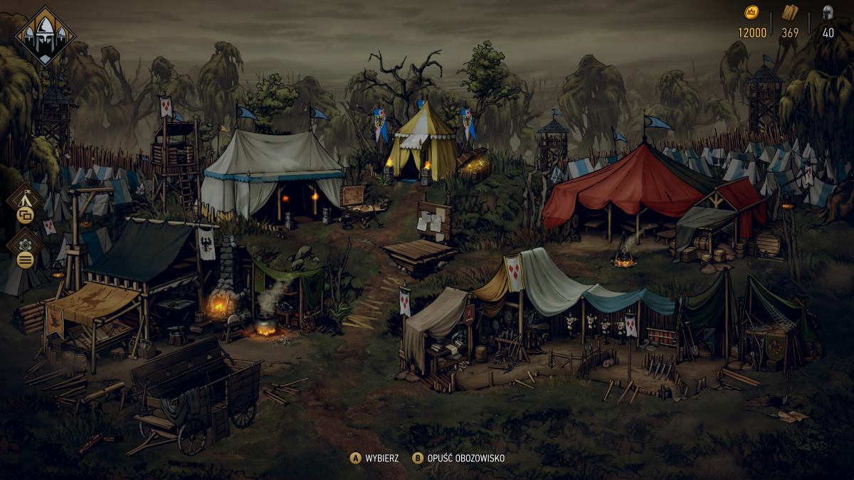 Thronebreaker The Witcher Tales Wojna Krwi Wiedźmińskie opowieści Gwint