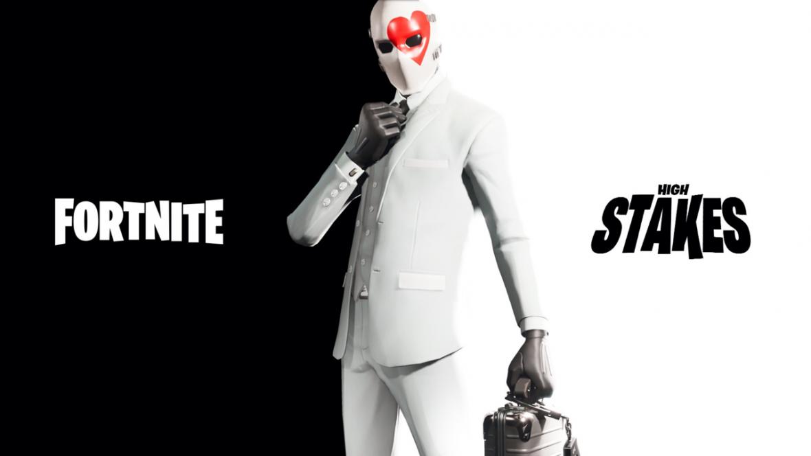 """Linka z """"hakiem"""" i sejfy z nieba – High Stakes wprowadzi sporo nowości do Fortnite"""