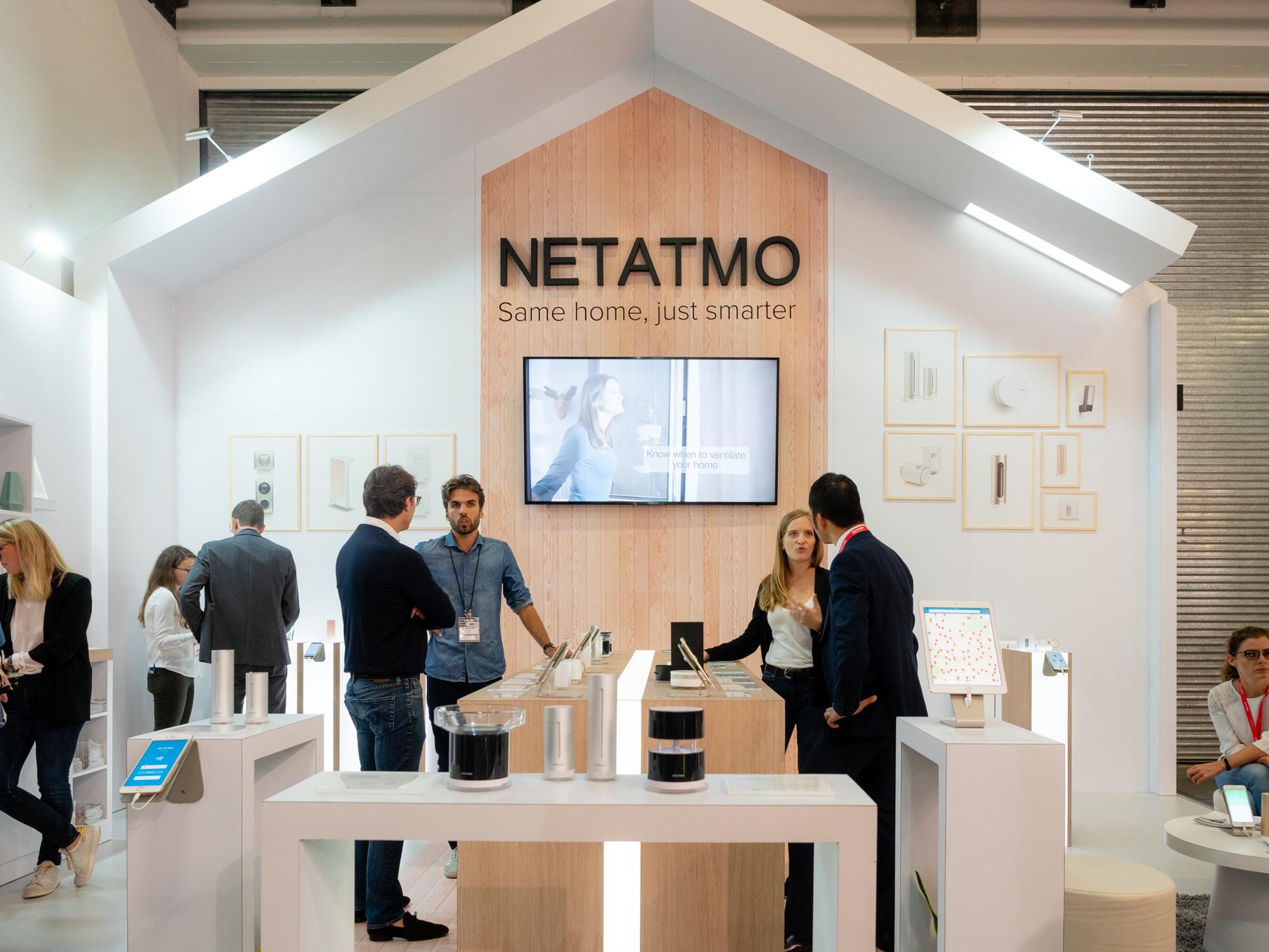 Netatmo wkracza do Polski.