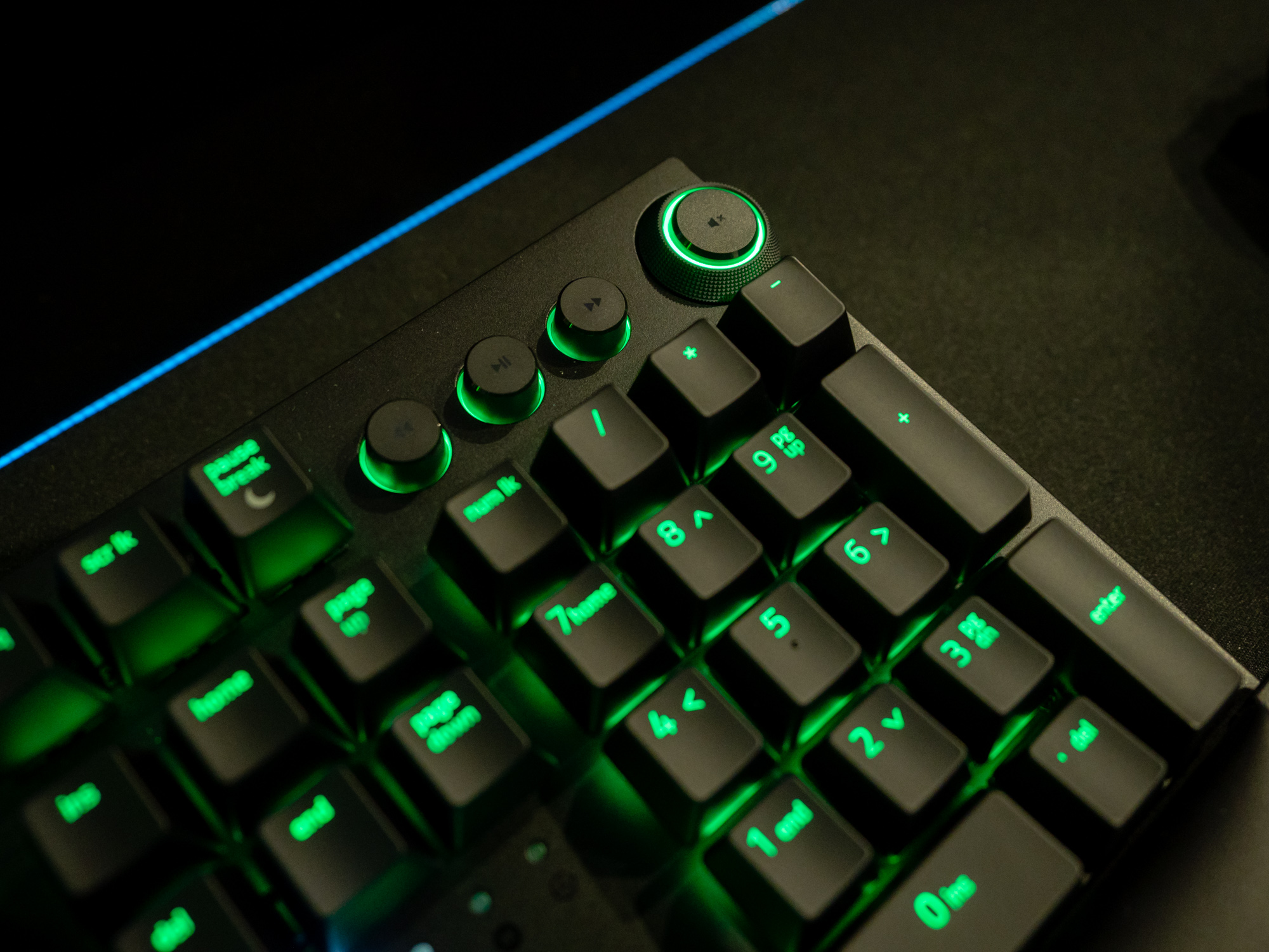 Razer Blackwidow Elite na IFA 2018