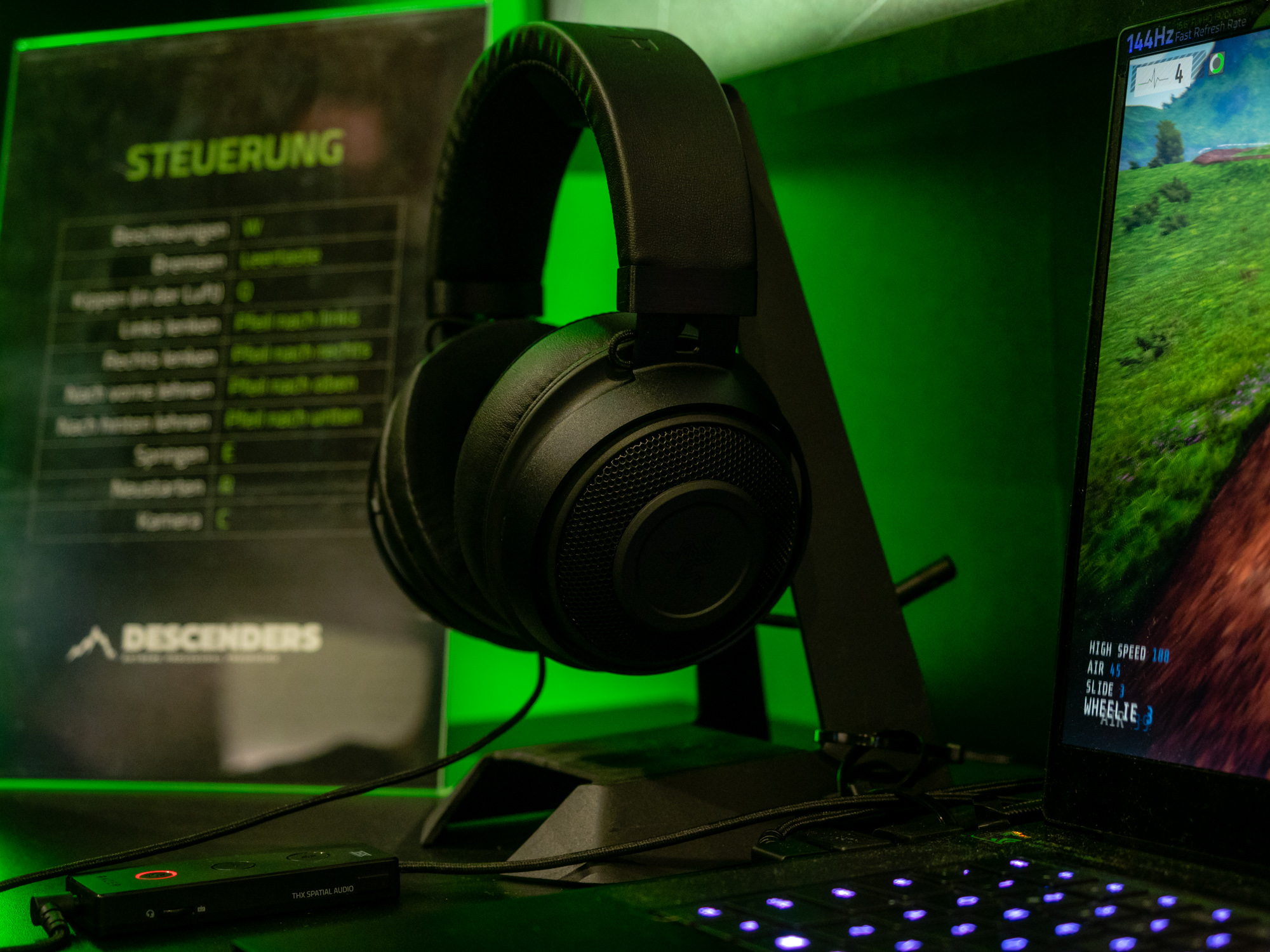 Razer Kraken Tournament Edition na IFA 2018