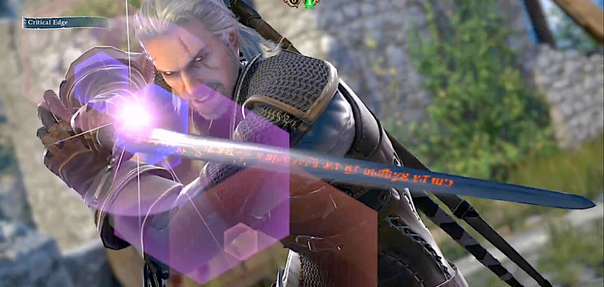 Poprosiłem czołowego gracza SoulCalibur w Polsce o ocenę umiejętności Geralta z SoulCalibur VI