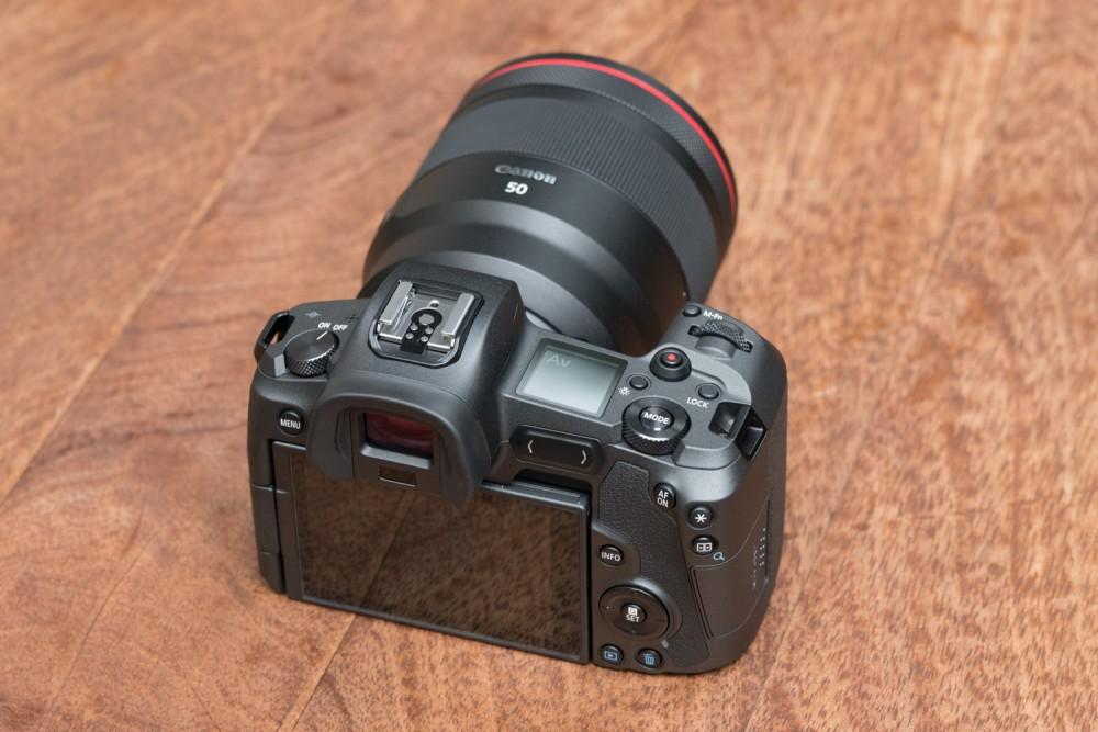 Canon EOS R w naszych rękach - pierwsze wrażenia