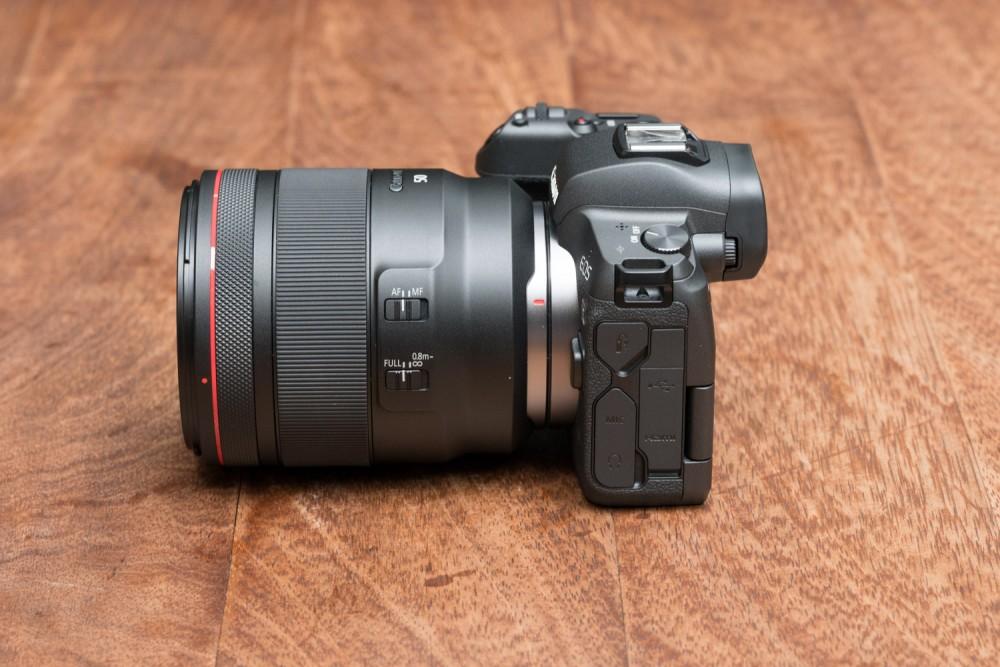 Canon EOS R cena