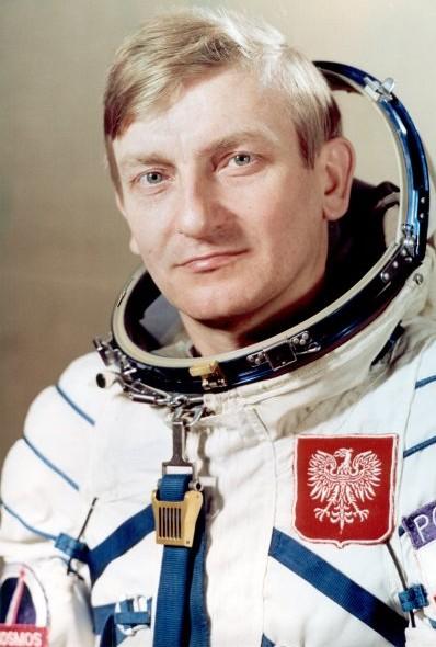 cena nieważkości, Mirosław Hermaszewski