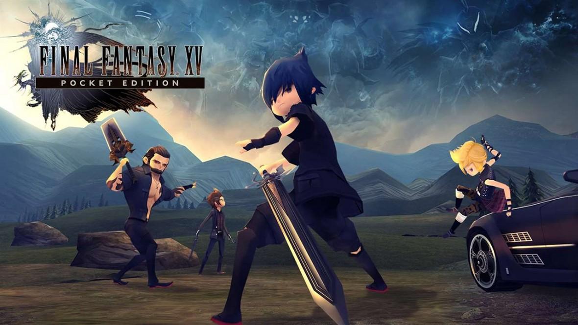 Final Fantasy XV wkrótce pojawi się na Switchu w wersji kieszonkowej