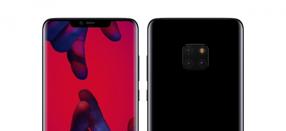 Huawei Mate 20 Pro zapowiada sięna rewelacyjny smartfon o świetnym wyglądzie i dobrych podzespołach
