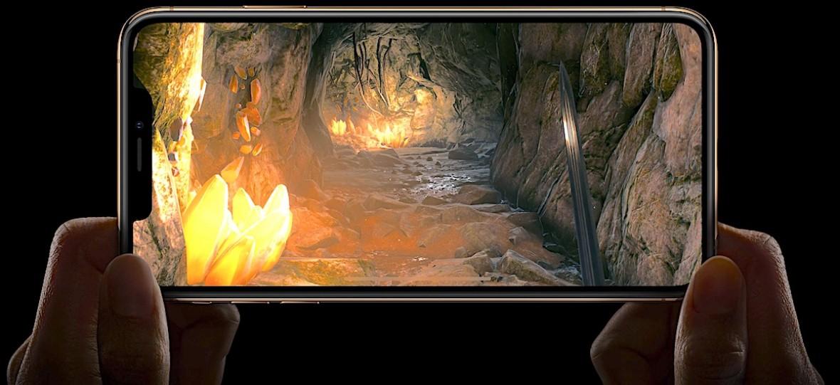 Apple z premedytacją powiela wielki błąd Jobsa. iPhone XS Max mógł być nowym standardem branży gier