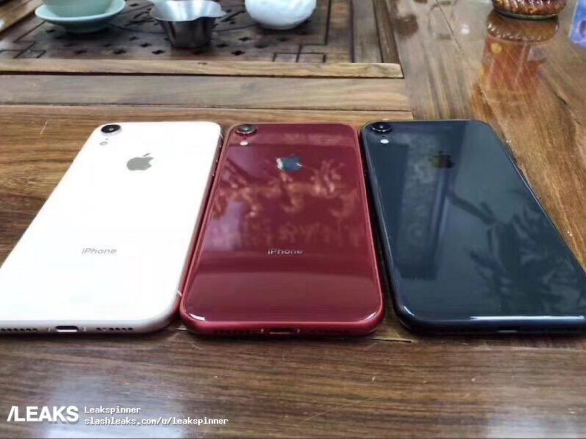 Tani iPhone to iPhone Xc. Już wiemy, jak wygląda