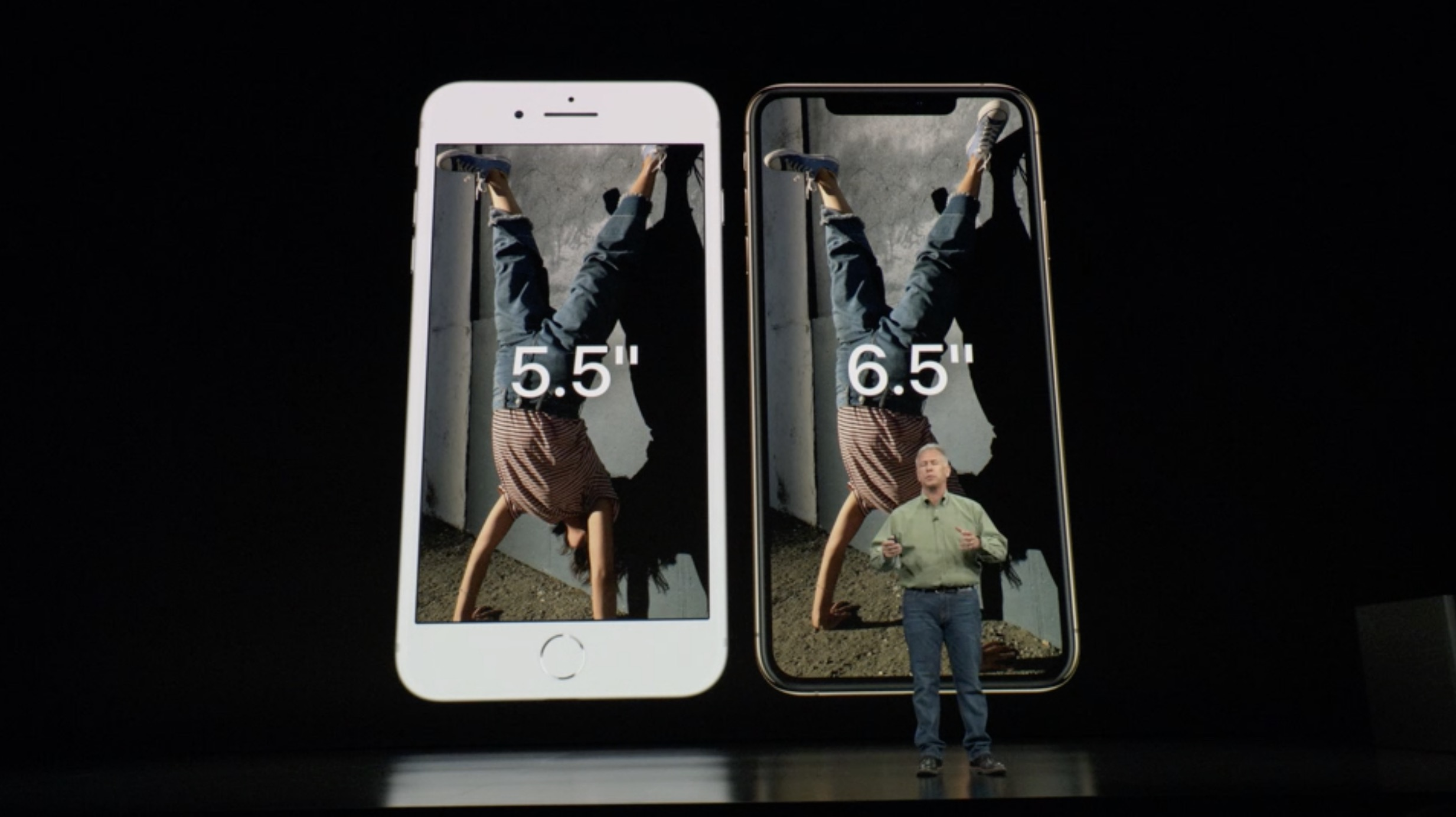 Oto nowy iPhone Xs i iPhone Xs Max