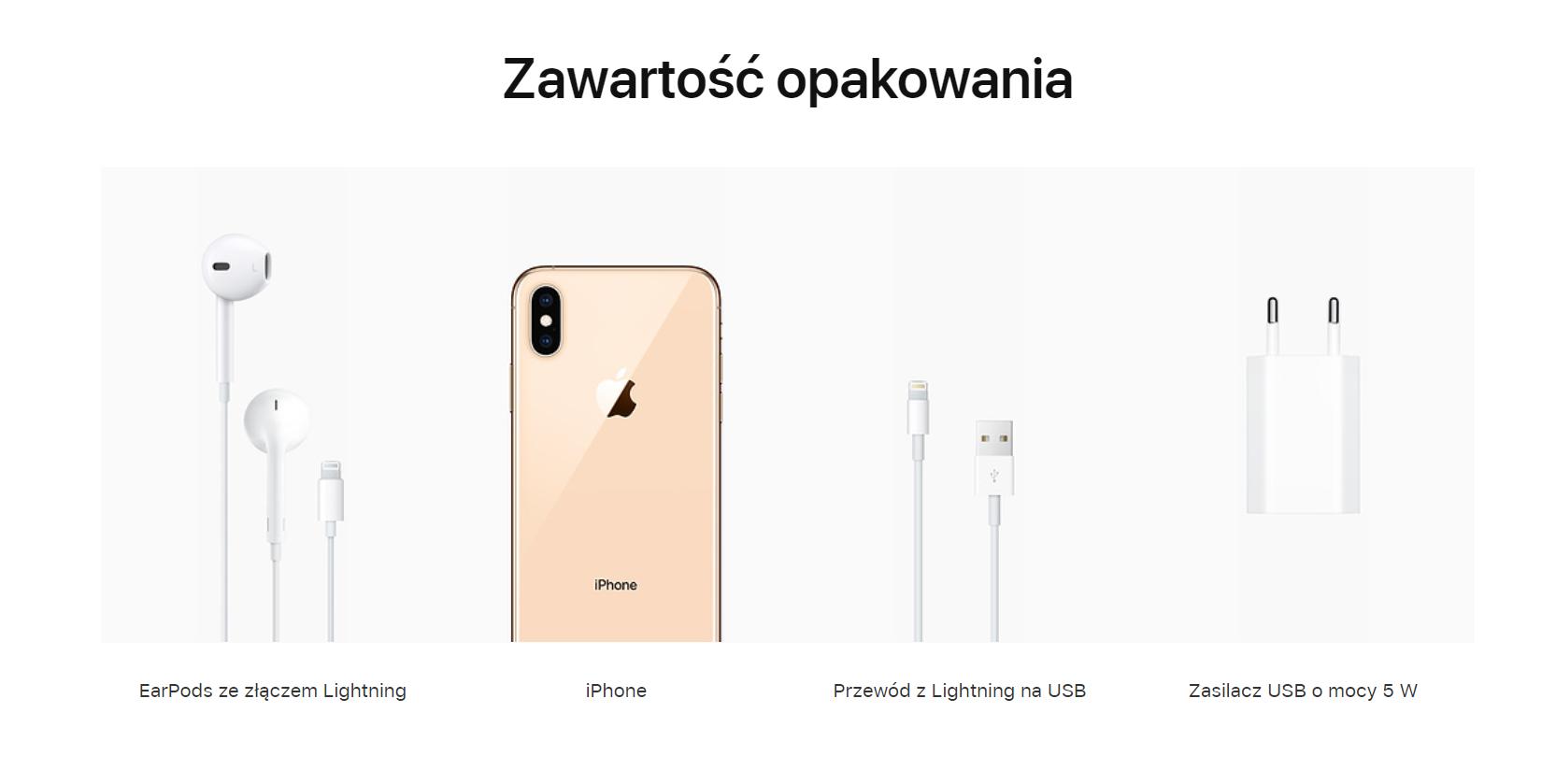 Nowy iPhone bez przejściówki na słuchawki.
