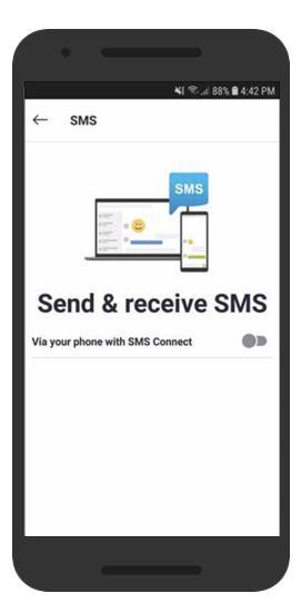 jak wysłać sms z windows 10