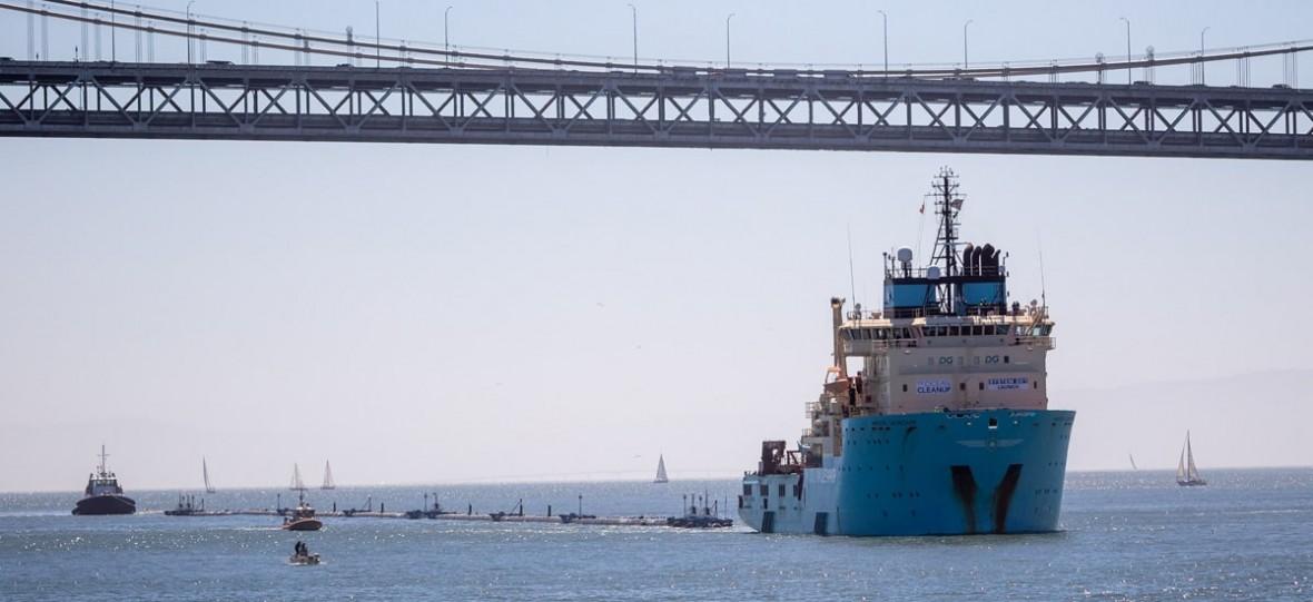 Po 5 latach przygotowań Ocean Cleanup rusza na łowy. System 001 ma oczyścić Pacyfik ze śmieci