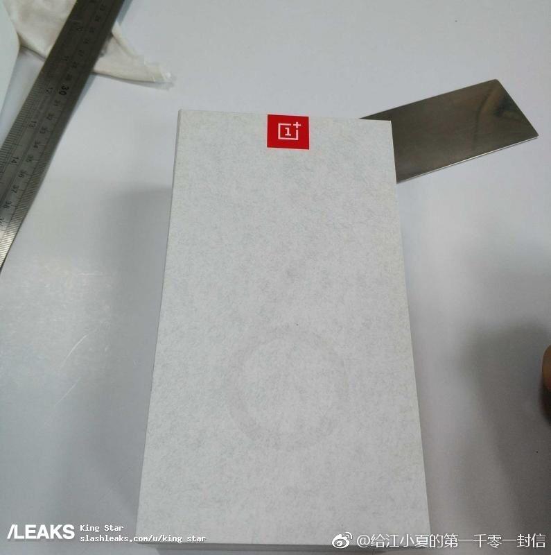 Opakowanie OnePlus 6T