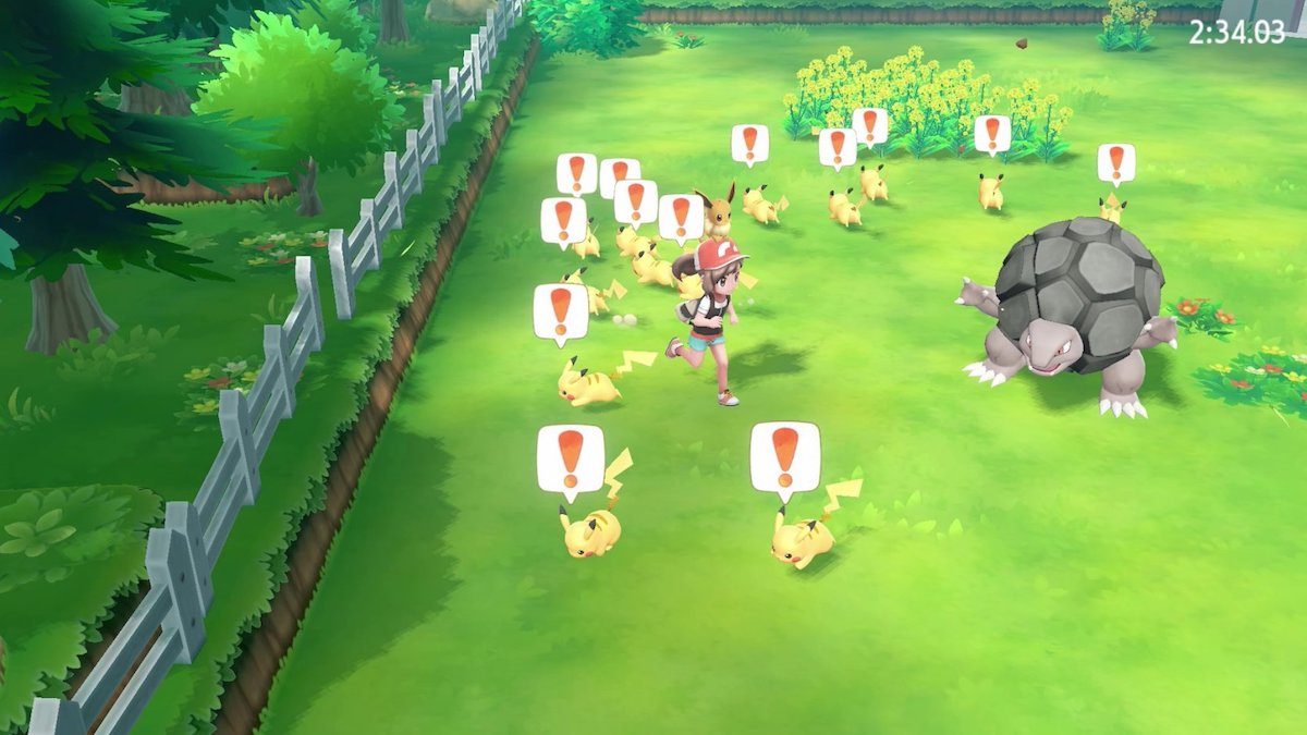 pokemon lets go integracja pokemon go