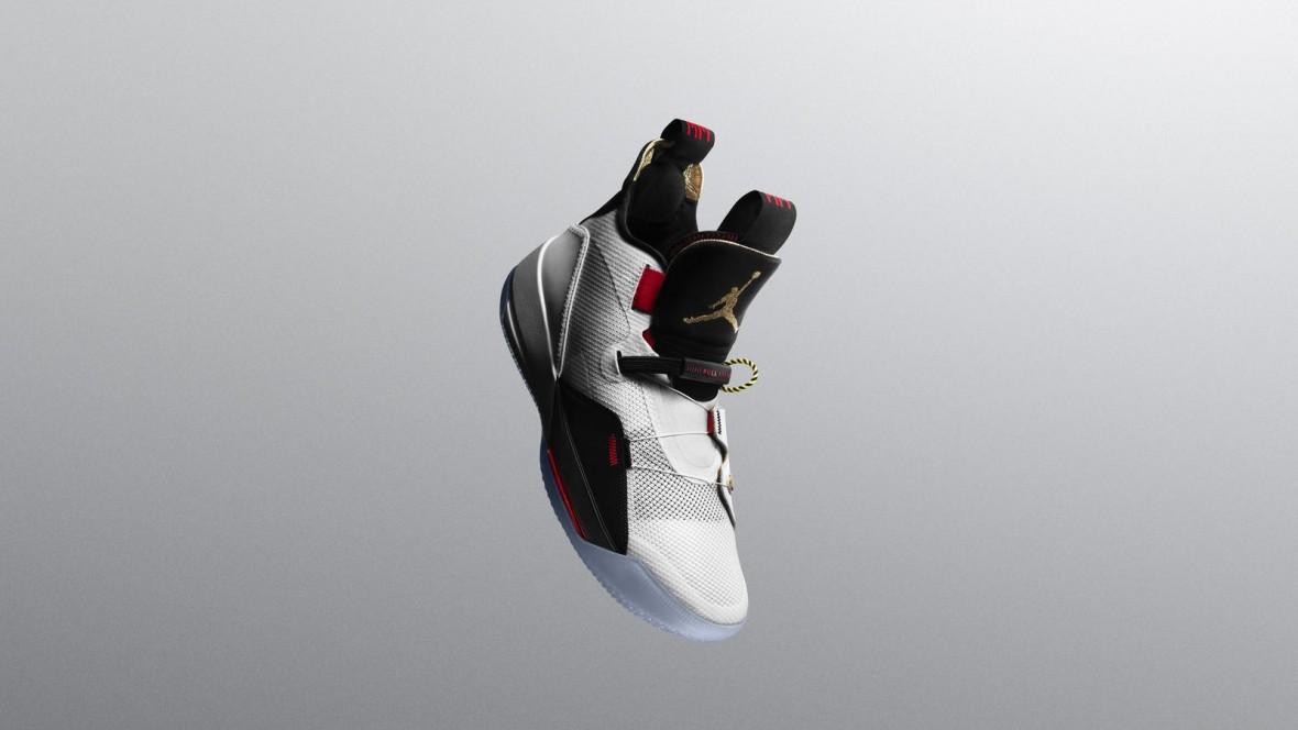Nowe szamosznurujące się Jordany od Nike wyglądają kosmicznie