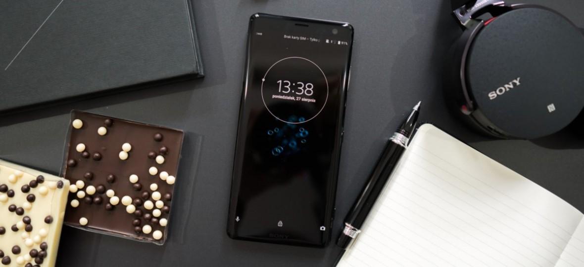 Rusza przedsprzedaż telefonów Xperia XZ3. Sony umiejętnie kusi dodatkami dla niecierpliwych