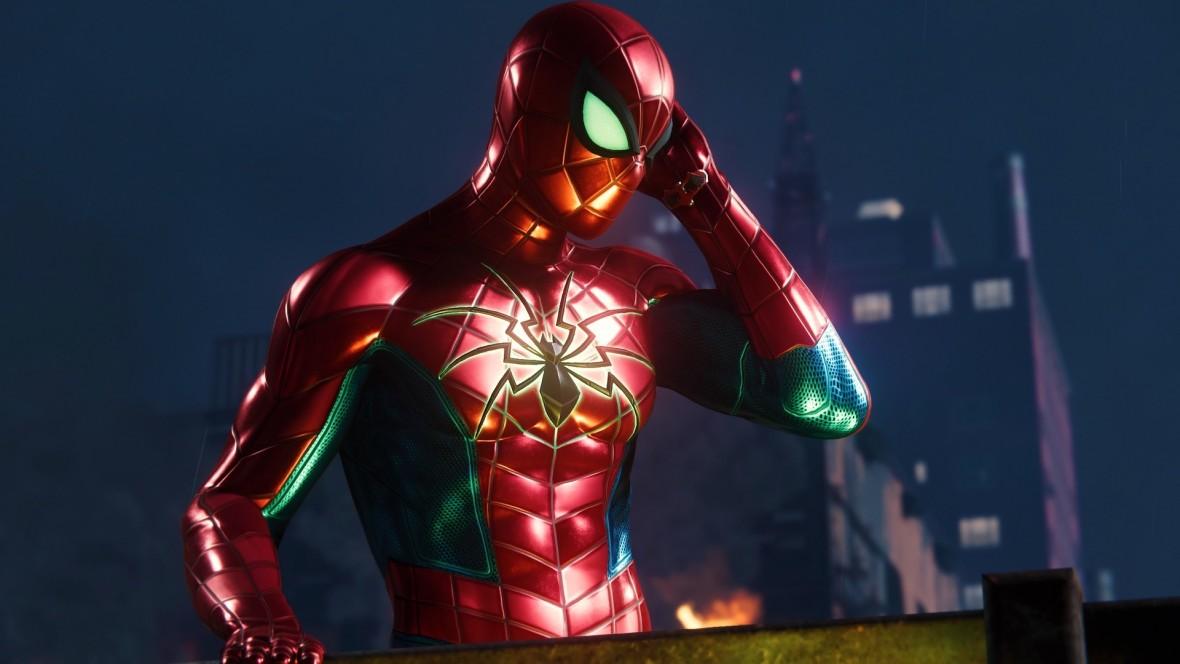 Marvel's Spider-Man pokonał Kratosa. Żadna gra w 2018 r. nie sprzedawała się szybciej