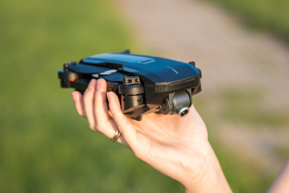 yuneec mantis q recenzja drona