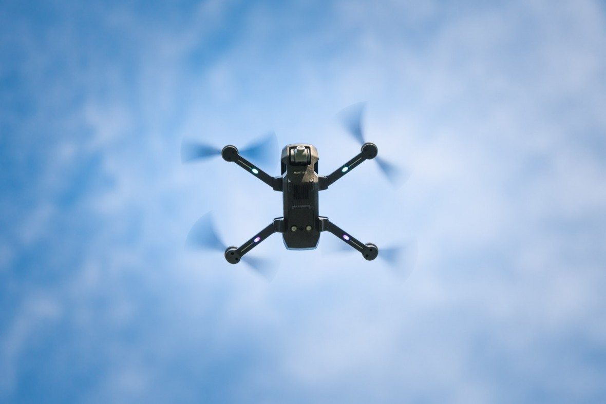 Sprawdzamy największego konkurenta dronów DJI. Yuneec Mantis Q – recenzja