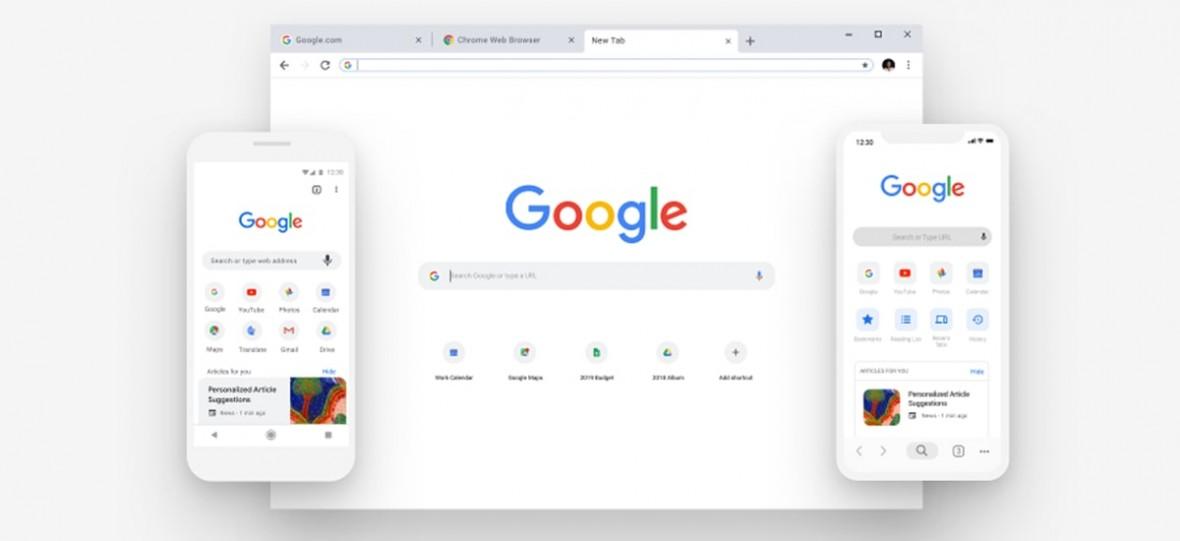 Duża aktualizacja na 10 urodziny Chrome'a. Tak teraz będzie wyglądała przeglądarka Google