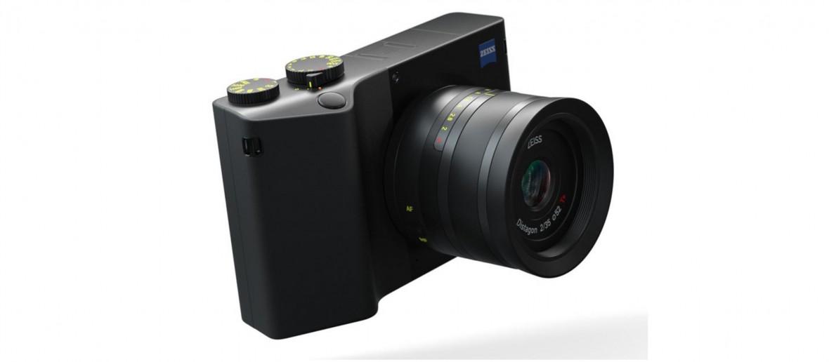 Pierwszy aparat Zeissa to pełna klatka z Androidem i wbudowanym Lightroomem, ale bez slotu na karty