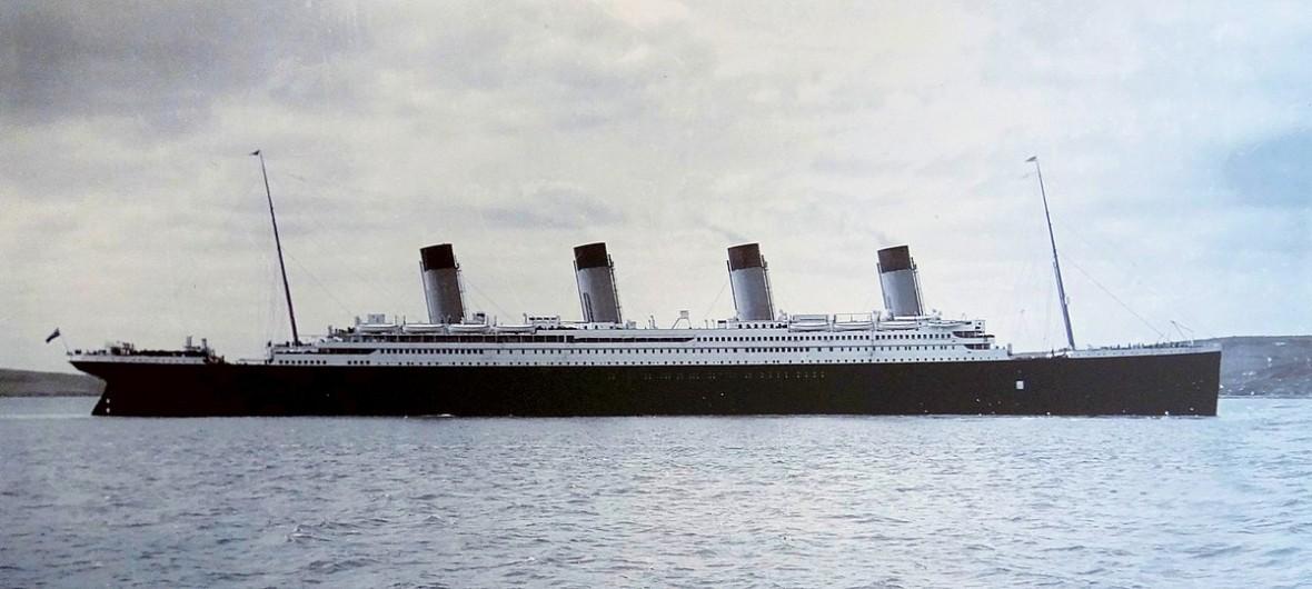 Teorie spiskowe: Titanic nie zatonął