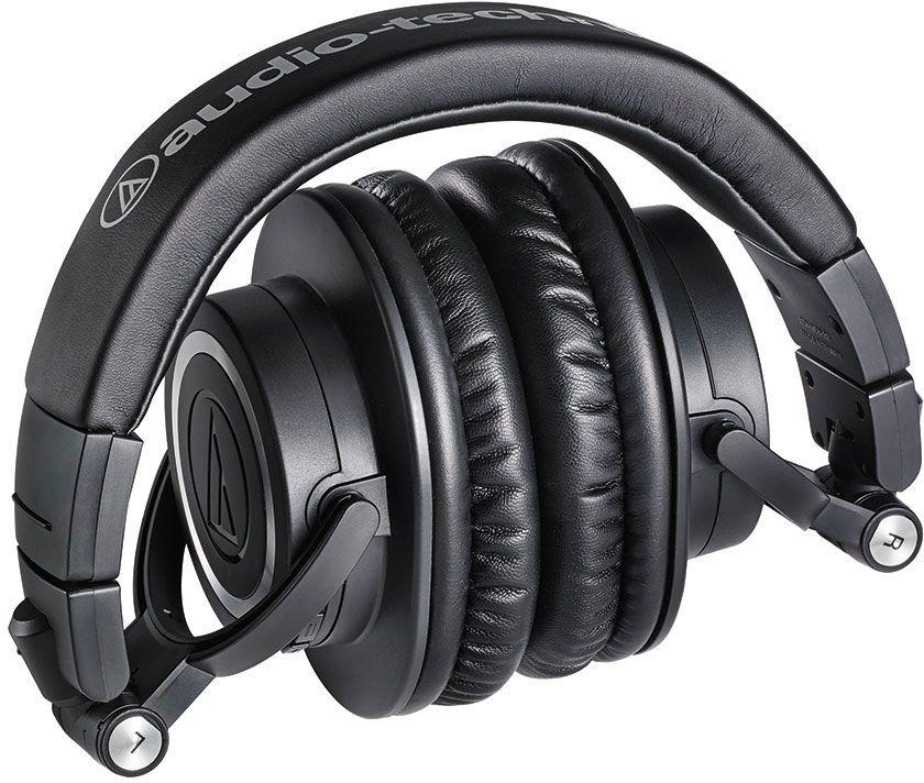 Słuchawki bezprzewodowe do studia - ATH-M50xBT