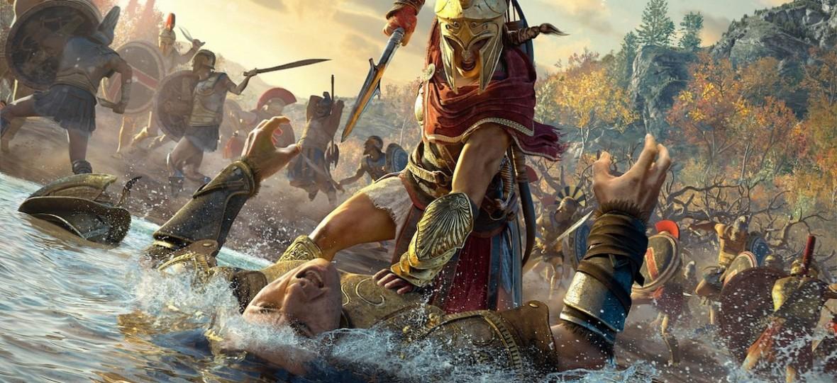 Nowa złota era serii. Assassin's Creed Odyssey to najlepsza odsłona od czasu Black Flag – recenzja Spider's Web