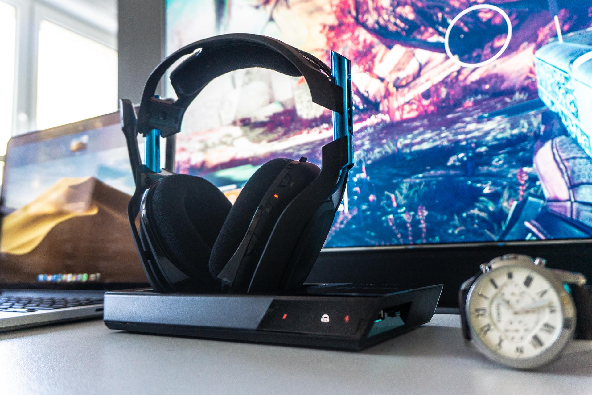 Podłącz Astro A40 do komputera