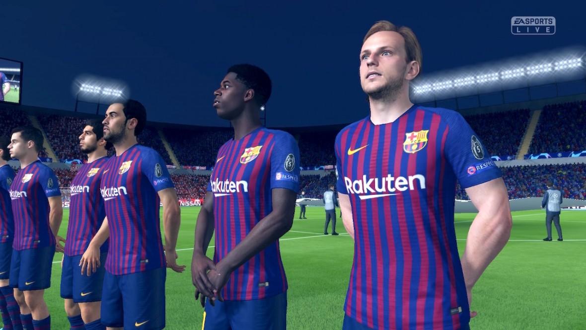 FIFA 19 na Nintendo Switch jak przed rokiem: najlepsza mobilna piłka, ale najgorsza stacjonarna – recenzja