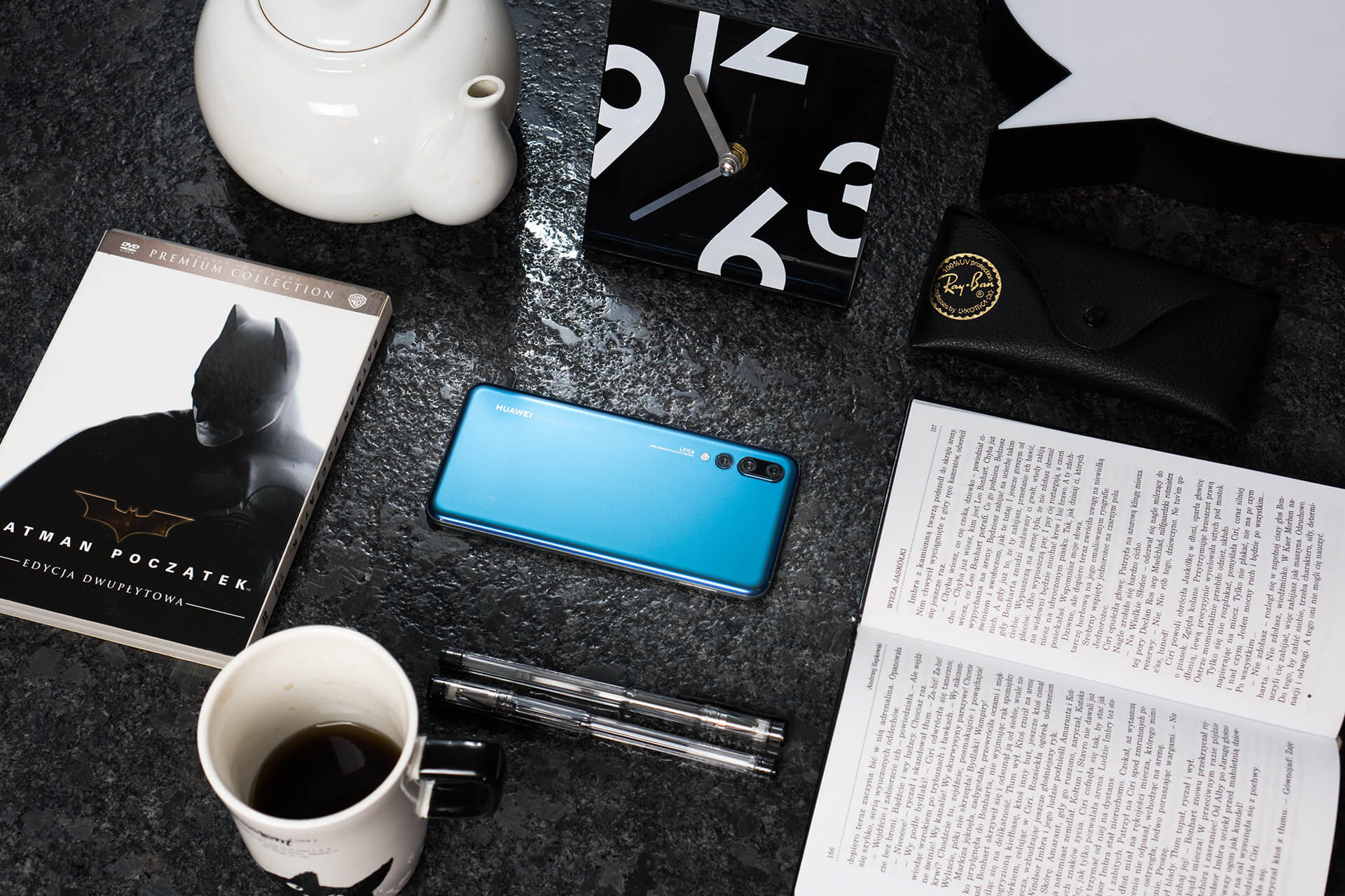 Jaki smartfon do 2500 zł? Huawei P20 Pro