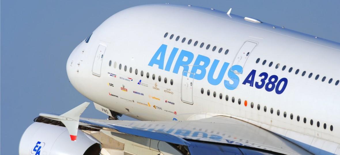 Na polskich lotniskach nie zachwycimy się pięknem Airbusa A380. Centralny Port Komunikacyjny może to zmienić