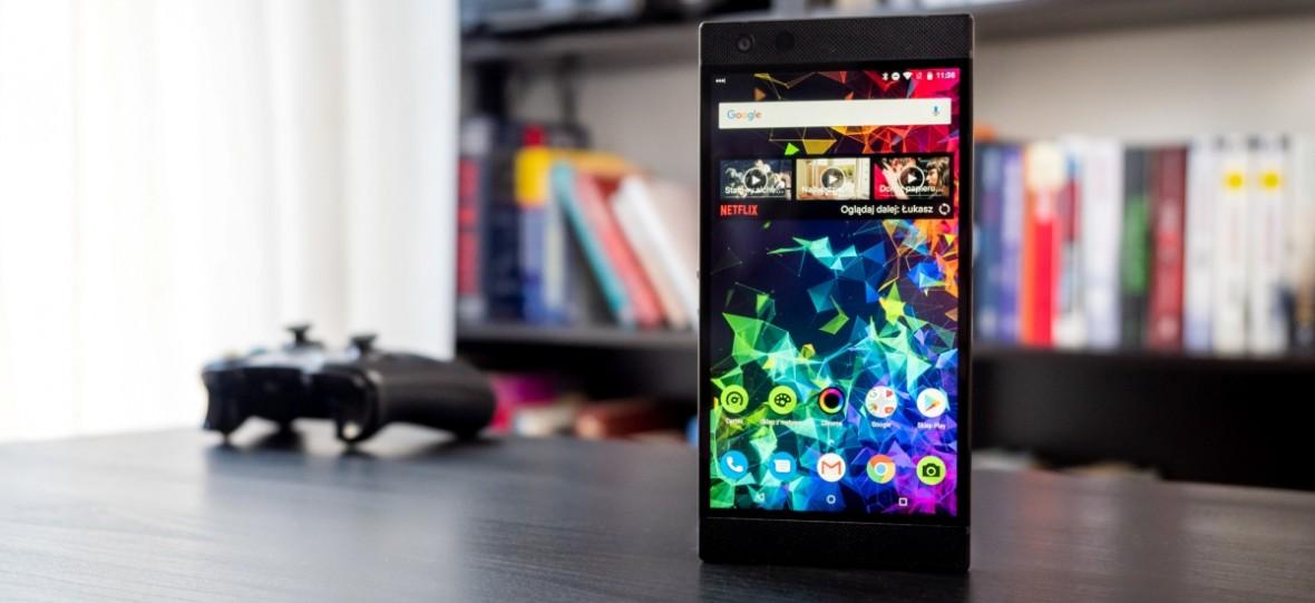 Najlepszy smartfon (nie tylko) dla graczy. Razer Phone 2 – recenzja
