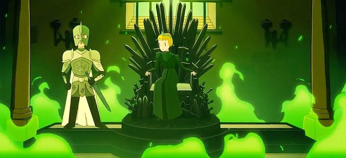 Arya to królowa, Sansę spalono, a Danny zostawia Jona. Reigns: Game of Thrones wywraca Westeros – recenzja