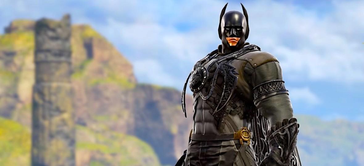 Batman, Ciri i Beyonce – kreator SoulCalibur VI pozwala tworzyć niesamowitych wojowników. Oto najciekawsi jakich spotkałem