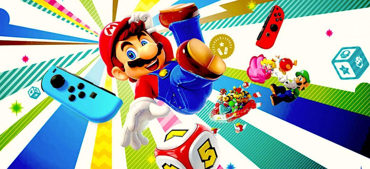 Mamy w domu ciche dni, bo wygrałem w Super Mario Party. Imprezowa gra niszczy przyjaźnie – recenzja