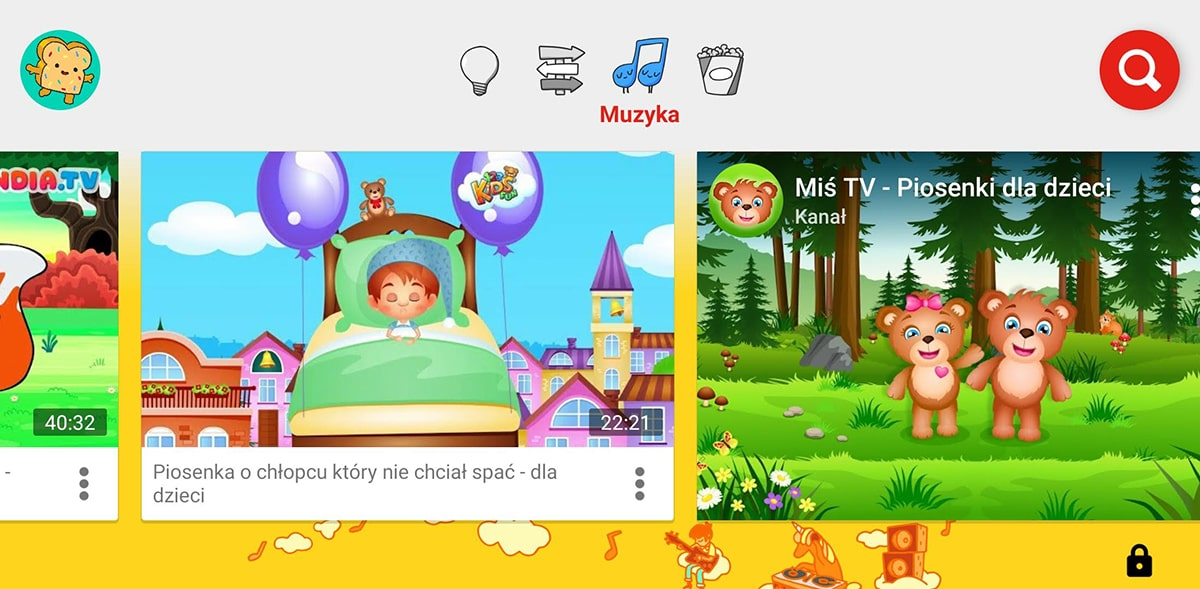YouTube Kids w Polsce