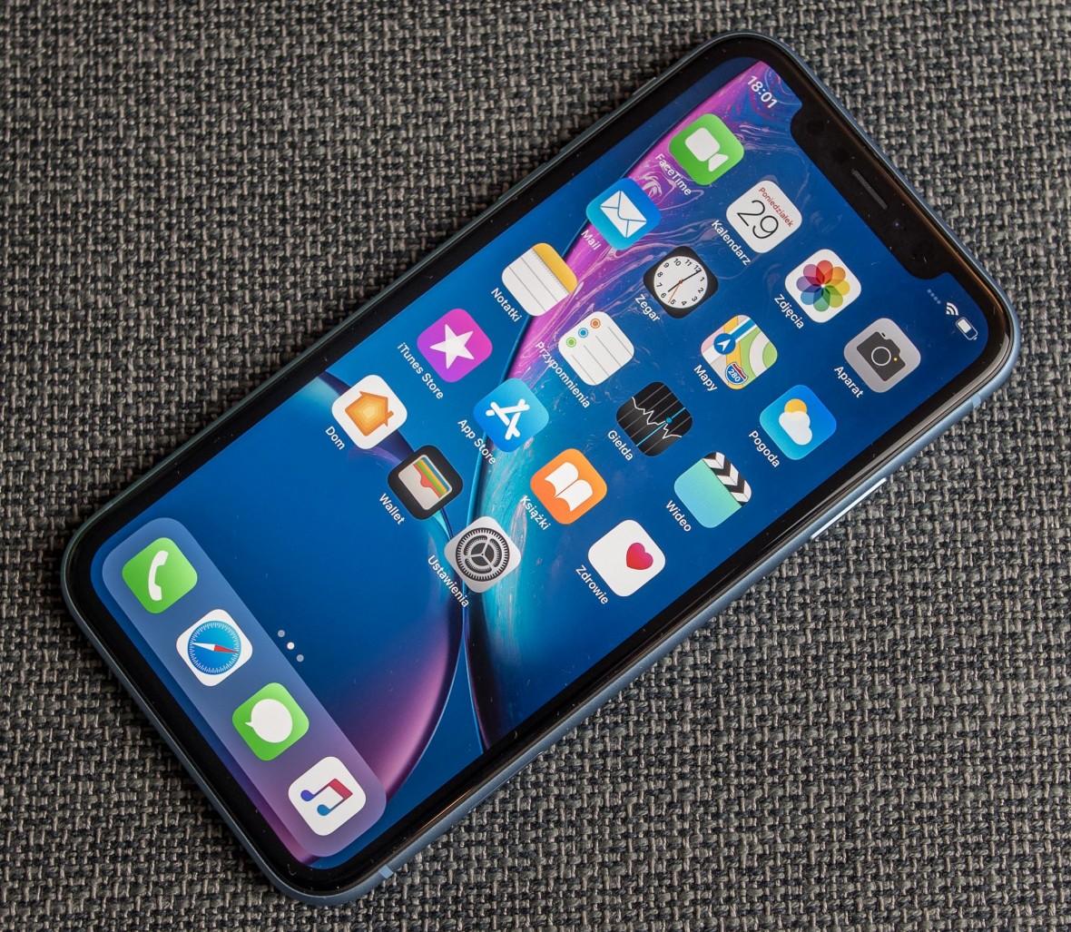 iPhone XR2, czyli łabędzi śpiew ekranów LCD w smartfonach Apple'a