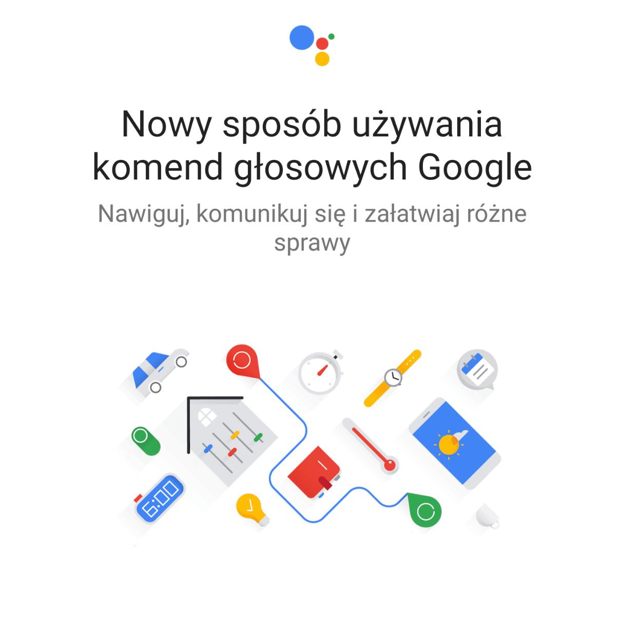 Asystent google jak schudnąć