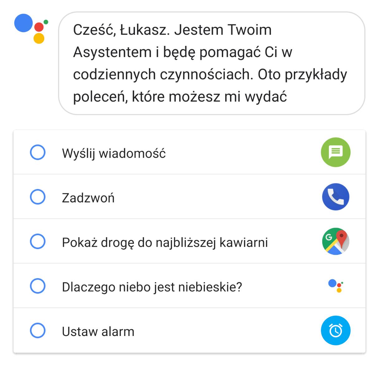 Jak działa Asystent Google w języku polskim?