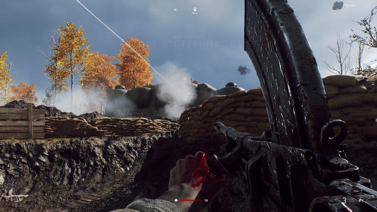 battlefield v singleplayer screenshot war stories