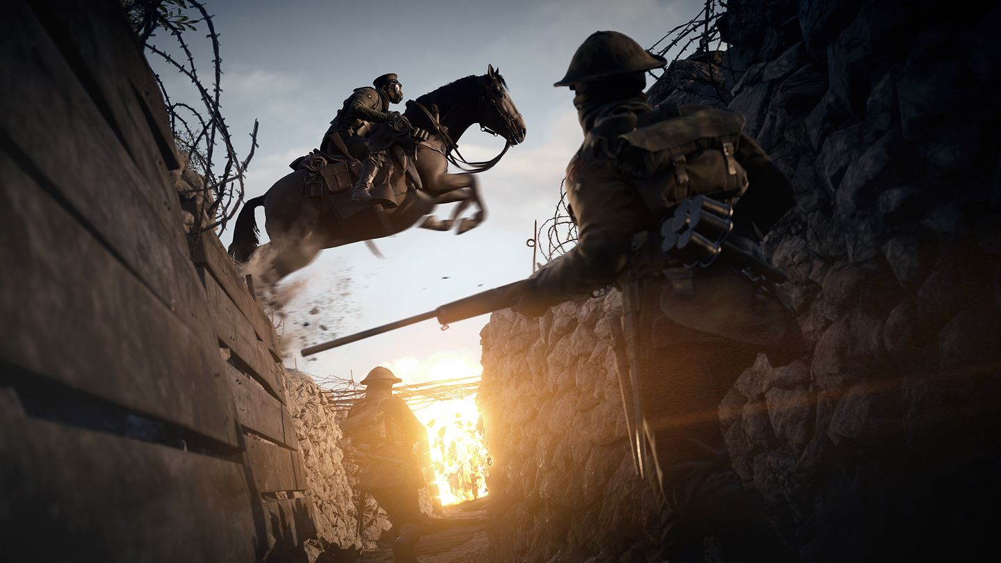 Games With Gold (listopad 2018): Battlefield 1